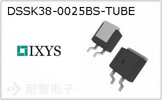 DSSK38-0025BS-TUBE