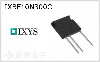 IXBF10N300C