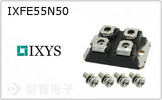 IXFE55N50