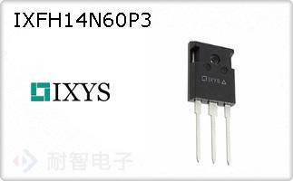 IXFH14N60P3