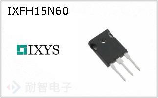 IXFH15N60
