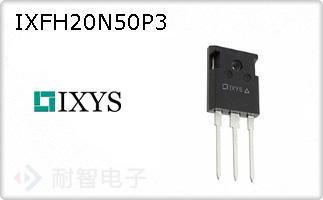 IXFH20N50P3