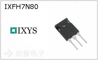 IXFH7N80的图片