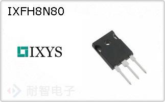 IXFH8N80