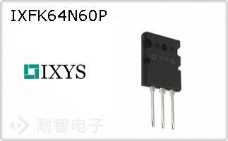 IXFK64N60P