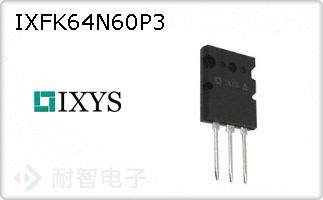 IXFK64N60P3