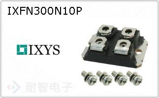 IXFN300N10P