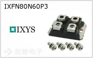 IXFN80N60P3