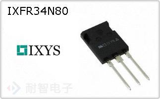 IXFR34N80