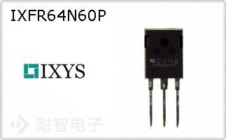 IXFR64N60P