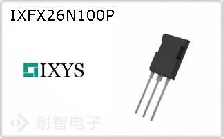 IXFX26N100P