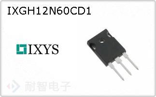 IXGH12N60CD1