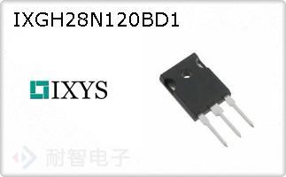IXGH28N120BD1