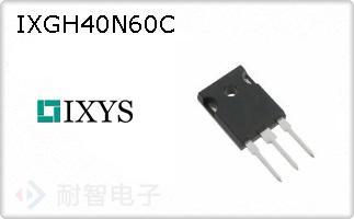 IXGH40N60C