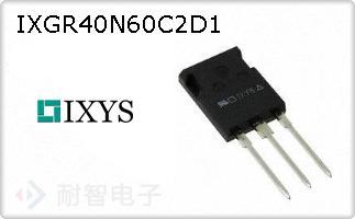 IXGR40N60C2D1