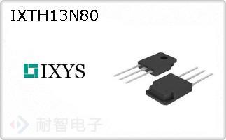IXTH13N80