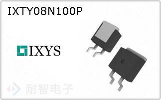 IXTY08N100P