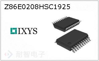 Z86E0208HSC1925