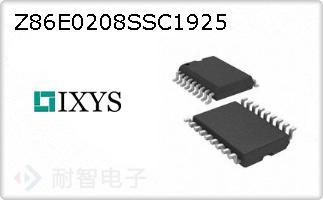 Z86E0208SSC1925