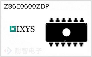 Z86E0600ZDP