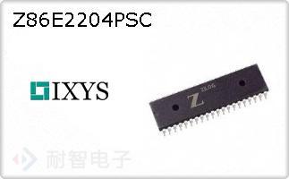 Z86E2204PSC