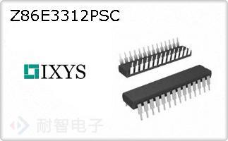 Z86E3312PSC
