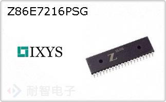 Z86E7216PSG