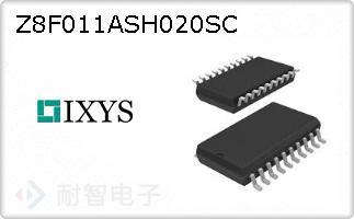 Z8F011ASH020SC