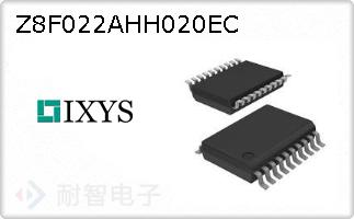 Z8F022AHH020EC