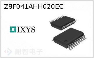 Z8F041AHH020EC