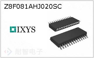 Z8F081AHJ020SC