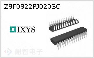 Z8F0822PJ020SC