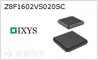 Z8F1602VS020SC