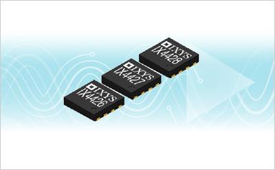IXYS公司推出小型3x3 DFN封装的1.5 A低压侧栅极驱动器